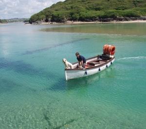 Fern Pit Ferry Boat